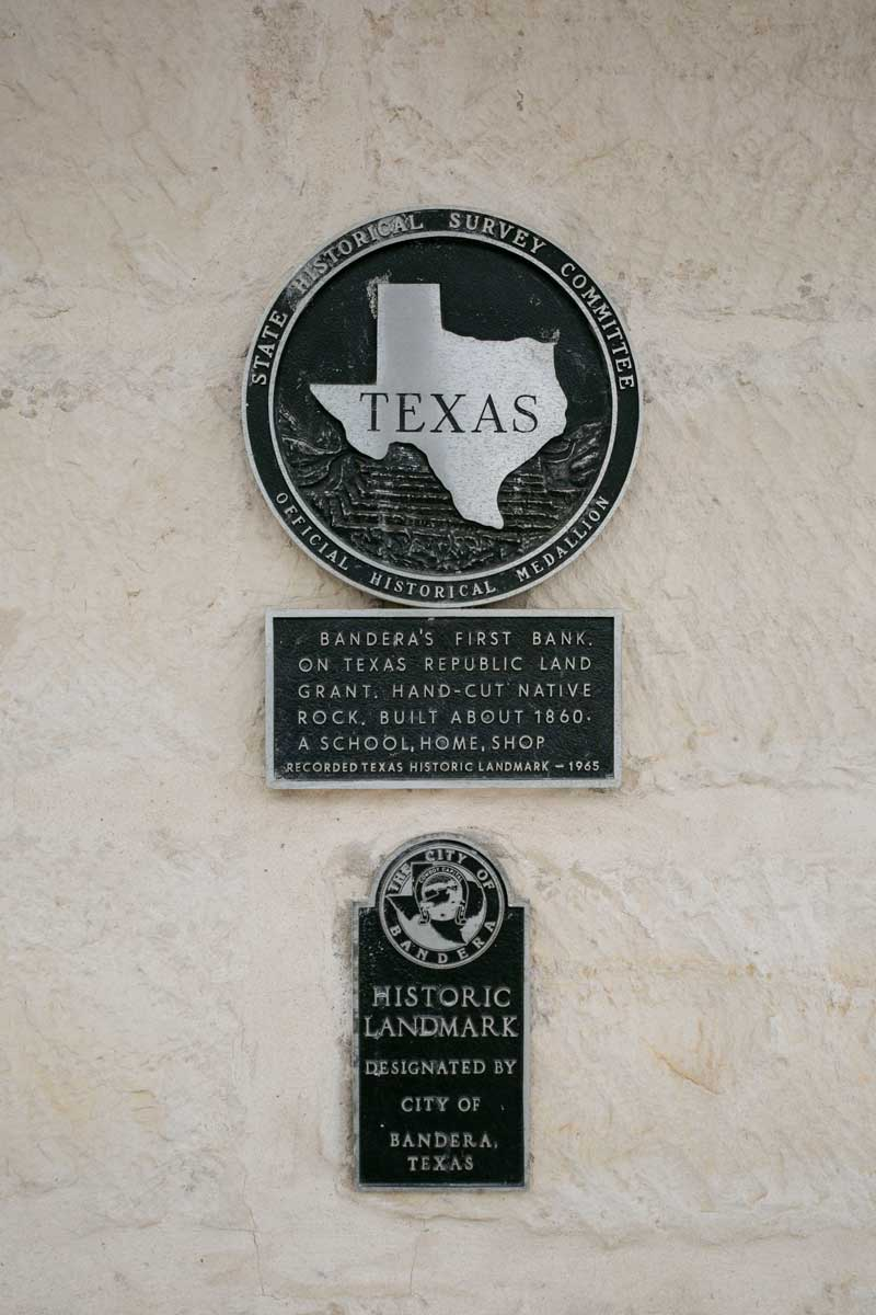 Bandera Texas Historic Site