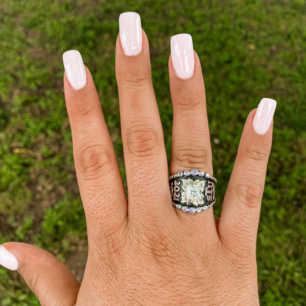 Hyo Silver Custom Ring Design Inspired by Real Customers